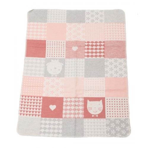 Бебешко одеяло Juwel - Pets